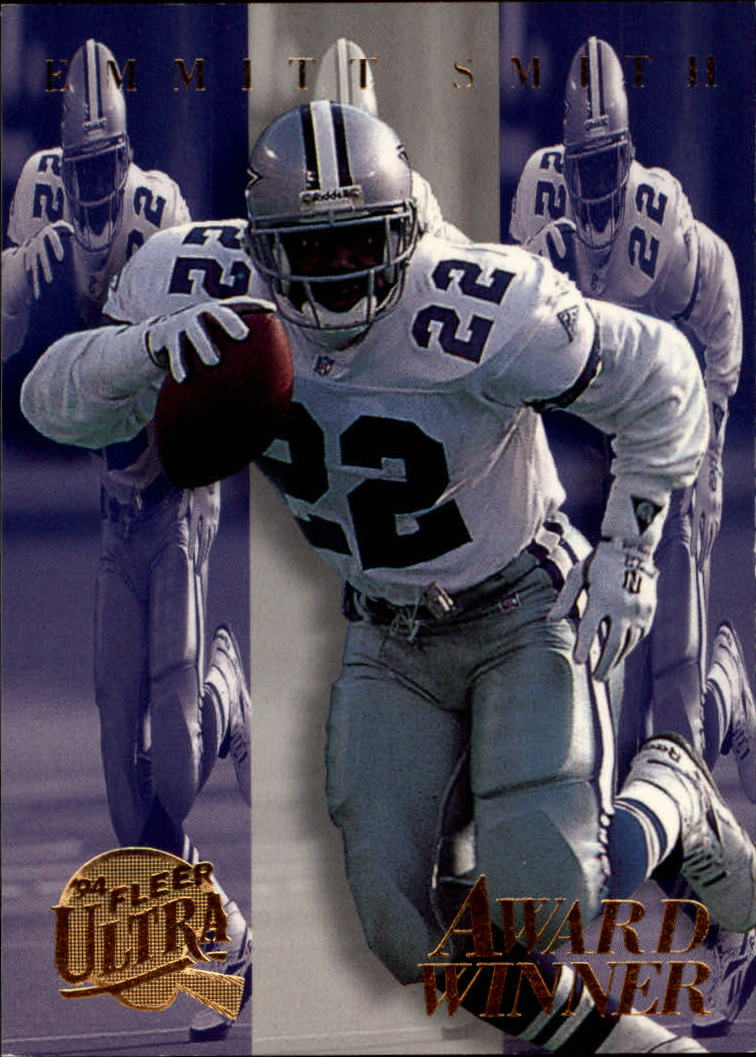 1994 Ultra Award Winners #3 Emmitt Smith