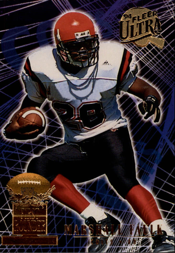 1994 Ultra First Rounders #4 Marshall Faulk