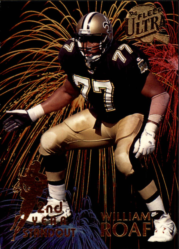 1994 Ultra Second Year Standouts #13 Willie Roaf