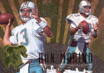 1994 Ultra Touchdown Kings #2 Dan Marino