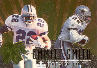 1994 Ultra Touchdown Kings #7 Emmitt Smith
