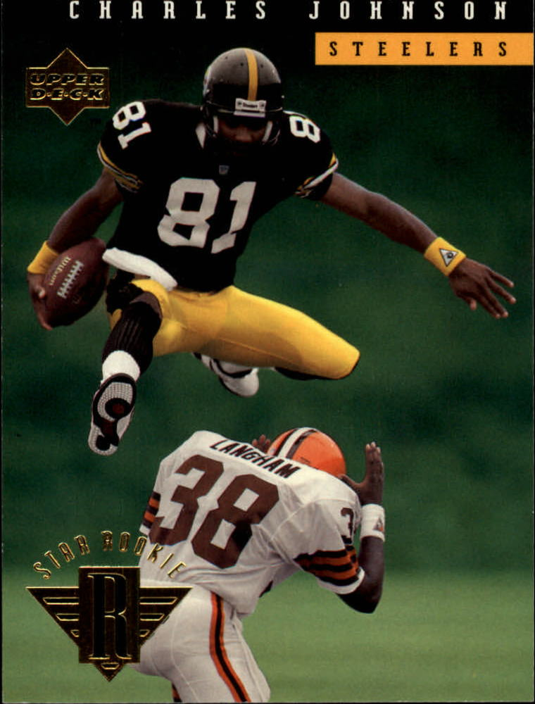 1994 Upper Deck #4 Charles Johnson RC