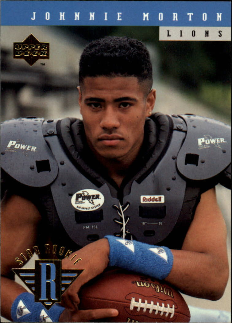 1994 Upper Deck #14 Johnnie Morton RC