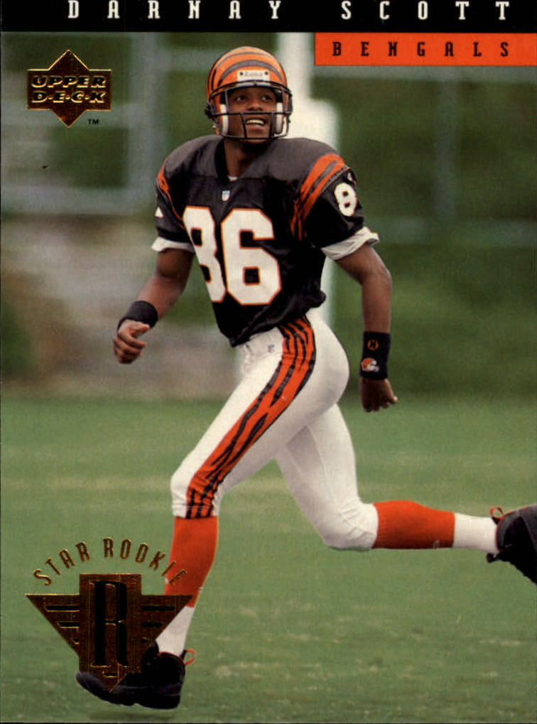 1994 Upper Deck #29 Darnay Scott RC