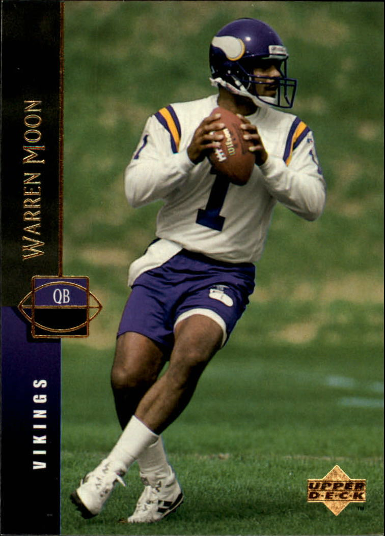 1994 Upper Deck #42 Warren Moon