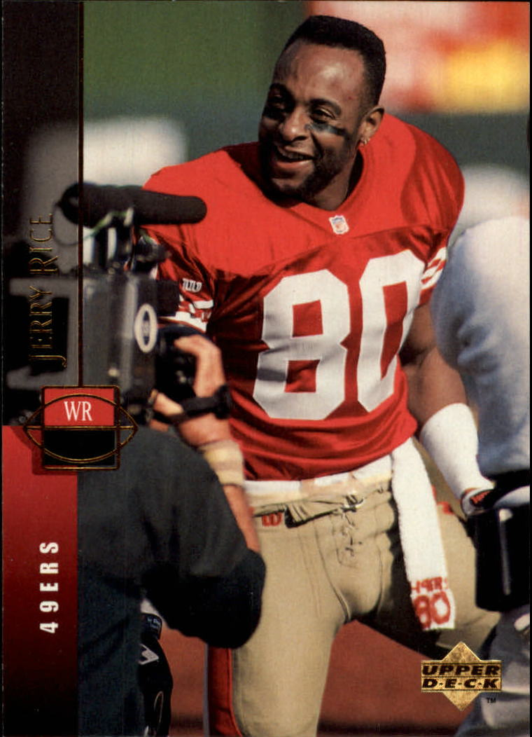 1994 Upper Deck #205 Jerry Rice