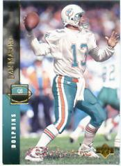 1994 Upper Deck Electric Silver #136 Dan Marino