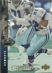 1994 Upper Deck Electric Silver #157B Emmitt Smith COR