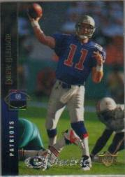 1994 Upper Deck Electric Silver #168 Drew Bledsoe