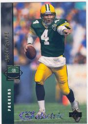 1994 Upper Deck Electric Silver #250 Brett Favre