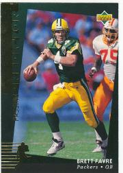 1994 Upper Deck Predictor League Leaders Prizes #R5 Brett Favre