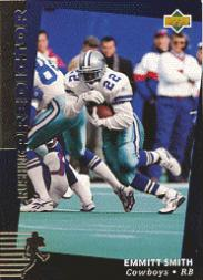 1994 Upper Deck Predictor League Leaders Prizes #R11 Emmitt Smith
