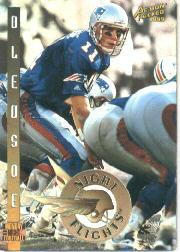 1995 Action Packed Monday Night Football Promos #3B Drew Bledsoe