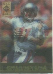 1995 Collector's Edge Black Label Quantum Motion #3 Drew Bledsoe