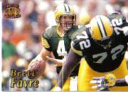 1995 Pacific Triple Folders #38 Brett Favre