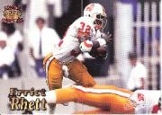 1995 Pacific Triple Folders #39 Errict Rhett