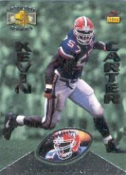 1995 Signature Rookies Franchise Rookies Samples #R2 Kevin Carter