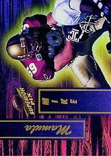 1995 Superior Pix Top Defender Promos #5 Mike Mamula