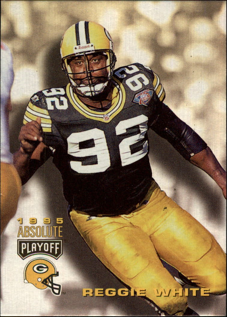 1995 Absolute #2 Reggie White