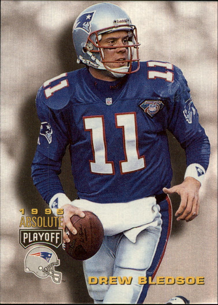 1995 Absolute #11 Drew Bledsoe
