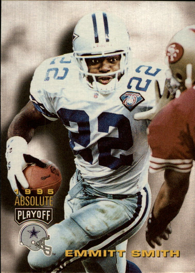 1995 Absolute #22 Emmitt Smith