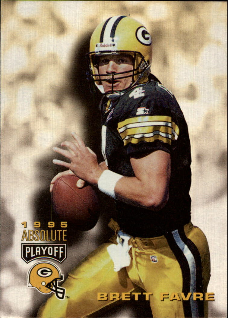 1995 Absolute #35 Brett Favre
