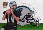 1995 Absolute Die Cut Helmets #26 Frank Reich Panthers