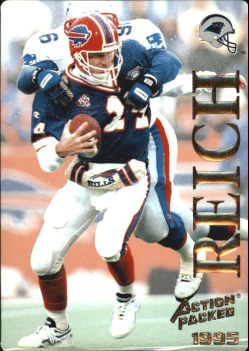 1995 Action Packed #92 Frank Reich