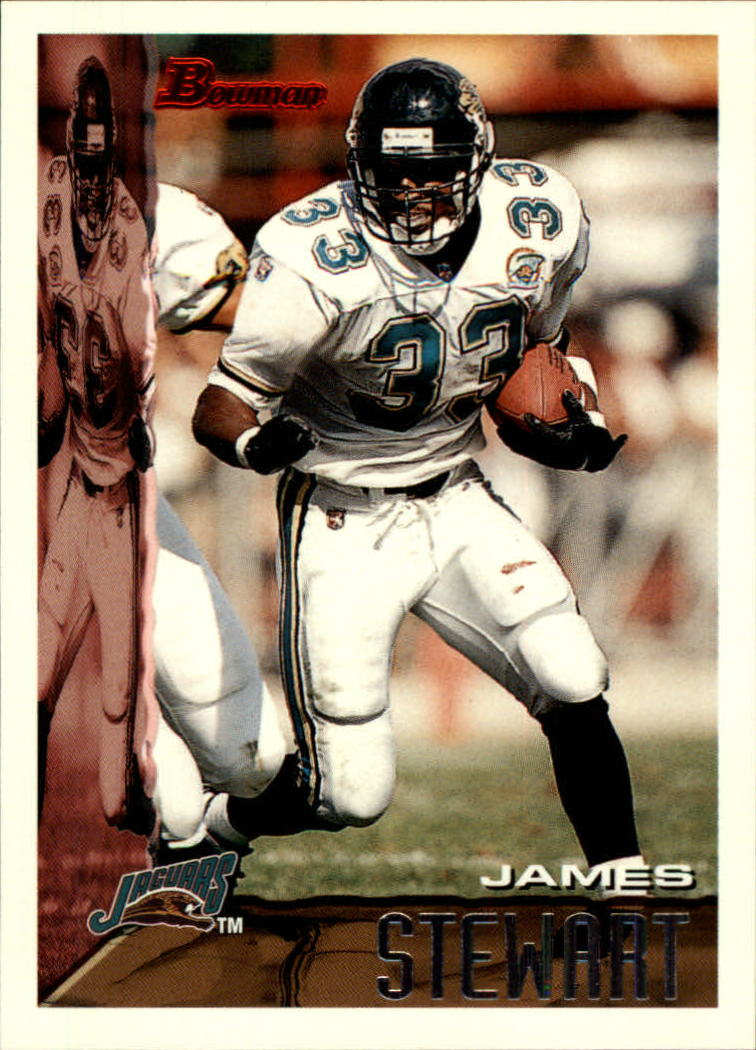 1995 Bowman #19 James O. Stewart RC