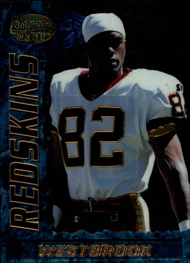 1995 Bowman's Best #R4 Michael Westbrook RC