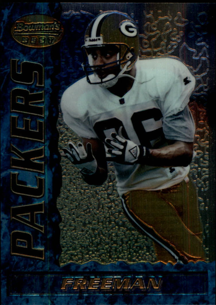 1995 Bowman's Best #R90 Antonio Freeman RC