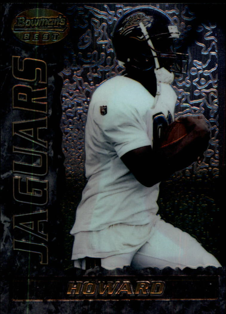 1995 Bowman's Best #V14 Desmond Howard