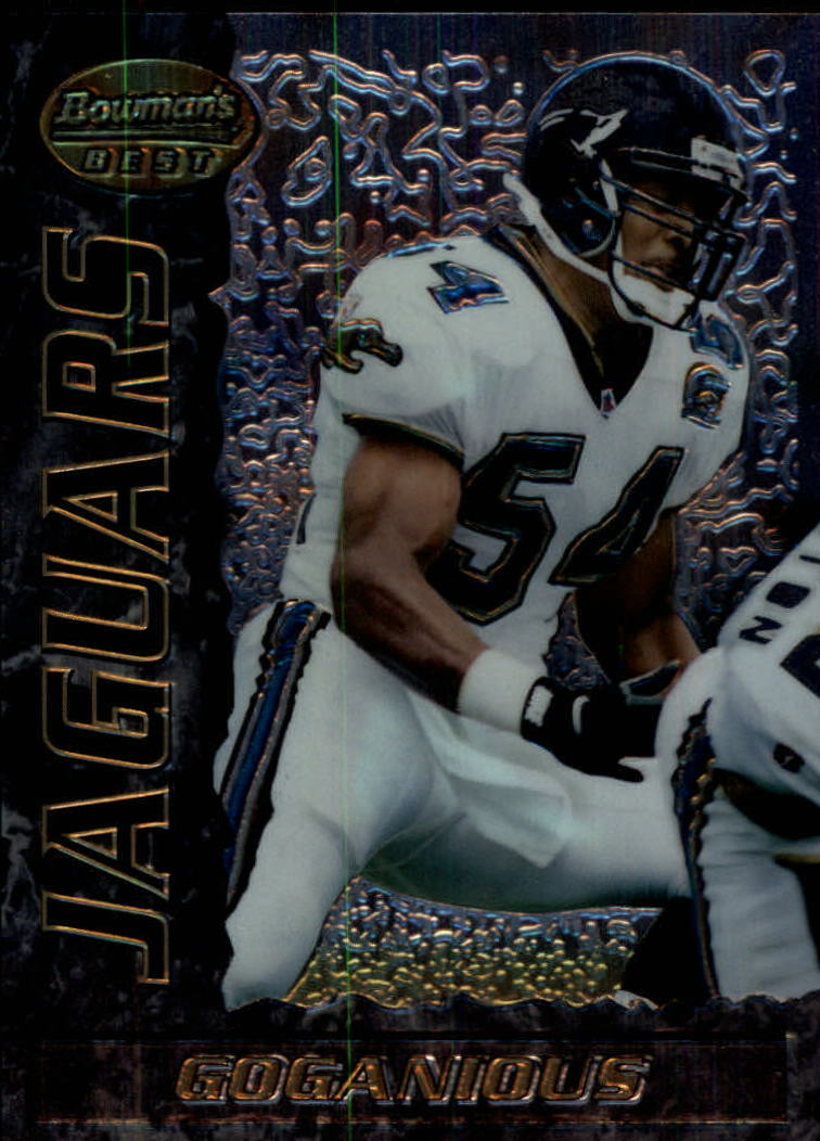 1995 Bowman's Best #V32 Keith Goganious
