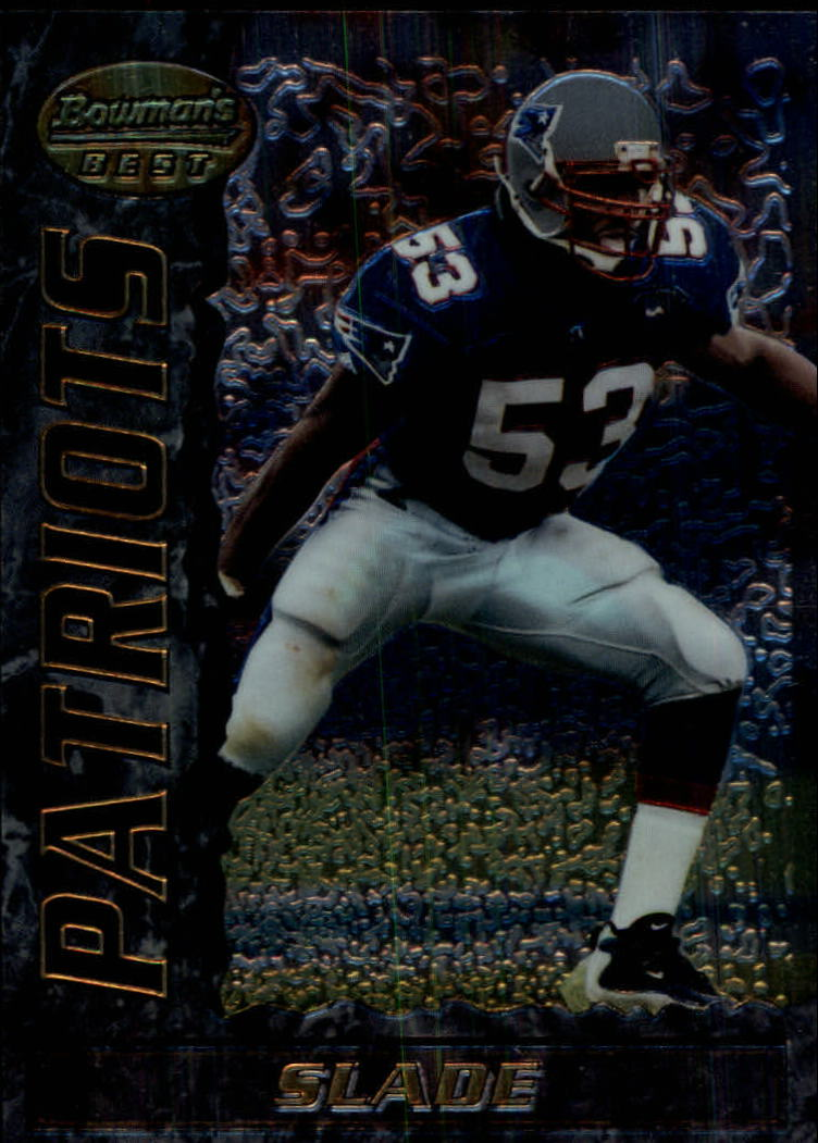 1995 Bowman's Best #V45 Chris Slade