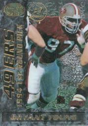 1995 Bowman's Best Mirror Images Draft Picks #7 B.Young/M.Mamula