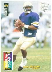 1995 Collector's Choice Player's Club #3 Steve McNair