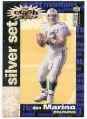 1995 Collector's Choice Crash The Game Silver Redemption #C1 Dan Marino