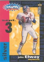 1995 Collector's Choice Crash The Game Silver Redemption #C2 John Elway