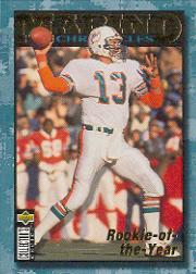 1995 Collector's Choice Dan Marino Chronicles #DM1 Dan Marino