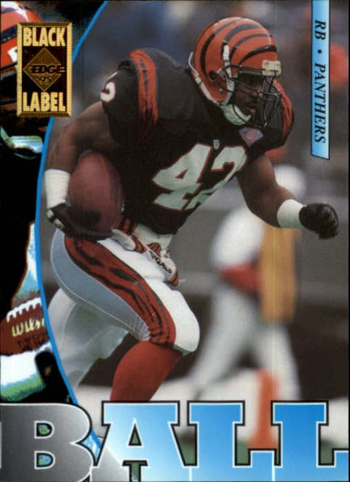 1995 Collector's Edge Black Label #23 Eric Ball