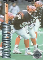 1995 Collector's Edge Die Cuts #42 Dan Wilkinson