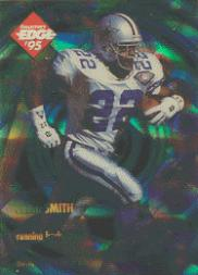 1995 Collector's Edge EdgeTech #4 Emmitt Smith