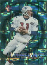1995 Collector's Edge EdgeTech #19 Drew Bledsoe