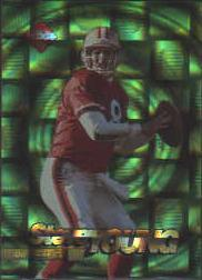 1995 Collector's Edge EdgeTech Circular Prisms #2 Steve Young