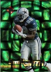 1995 Collector's Edge EdgeTech Circular Prisms #4 Emmitt Smith