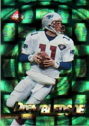 1995 Collector's Edge EdgeTech Circular Prisms #19 Drew Bledsoe