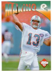 1995 Collector's Edge Instant Replay #20 Dan Marino