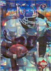 1995 Collector's Edge Instant Replay Prisms #10 Terrell Davis