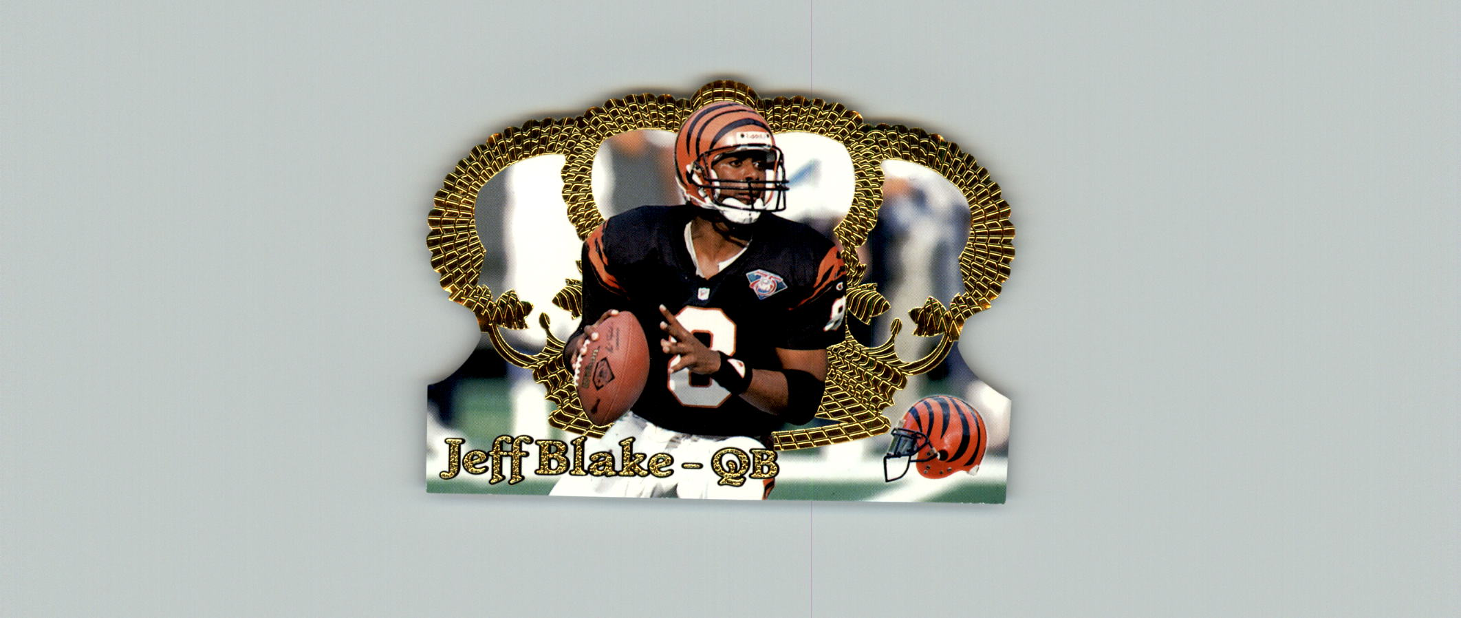 1995 Crown Royale #8 Jeff Blake RC