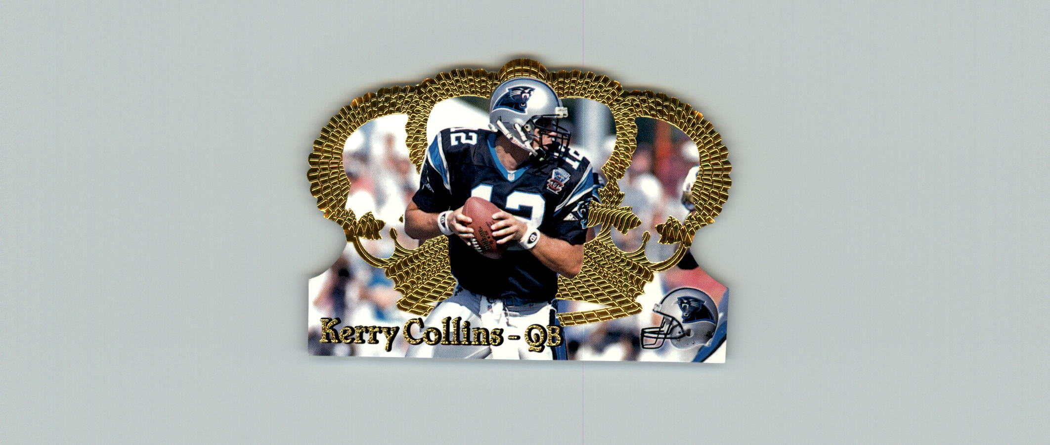 1995 Crown Royale #29 Kerry Collins RC